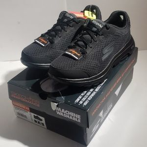 Skechers Performance Mens Extra Wide Go Walk 5s